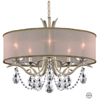 Schonbek Gold Chandeliers
