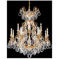 Schonbek 2772-26 Versailles 13 Light French Gold Chandelier Ceiling Light