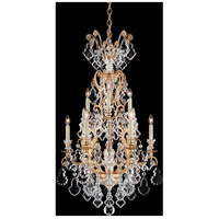 Versailles 10 Light French Gold Chandelier Ceiling Light