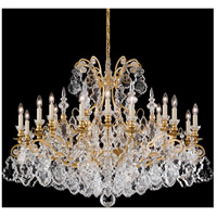 Versailles 19 Light 40 inch Heirloom Gold Chandelier Ceiling Light