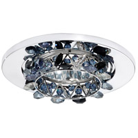 Vertex MR16 Stainless Steel Recessed Lighting in Bullet, Geometrix