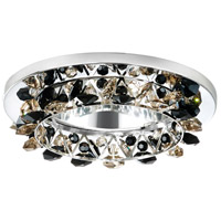 Vertex MR16 Stainless Steel Recessed Lighting in Jaguar, Geometrix