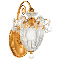 Schonbek 1240-26 Bagatelle 1 Light 11 inch French Gold Lantern Wall Sconce Wall Light in Bagatelle Heritage