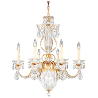 French Gold Bagatelle Chandeliers