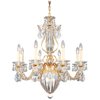 Schonbek 1248-26 Bagatelle 11 Light 27 inch French Gold Chandelier Ceiling Light in Bagatelle Heritage