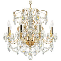 Schonbek 1707-211 Century 8 Light 24 inch Aurelia Chandelier Ceiling Light