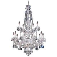 Schonbek 3608-40H Sterling 15 Light 32 inch Silver Chandelier Ceiling Light in Sterling Heritage