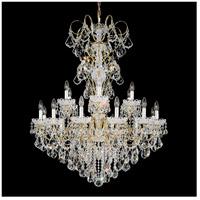 Schonbek 3660-211H New Orleans 18 Light 36 inch Aurelia Chandelier Ceiling Light in New Orleans Heritage