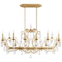 Schonbek 3796N-22S Renaissance 14 Light 56 inch Heirloom Gold Chandelier Ceiling Light in Renaissance Swarovski