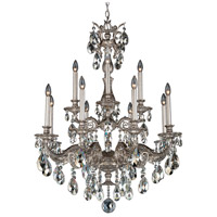Silver Shade Chandeliers