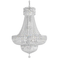 Schonbek 6616-40A Petit Crystal Deluxe 20 Light 21 inch Silver Chandelier Ceiling Light in Polished Silver Petite Deluxe Spectra