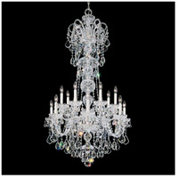 Schonbek 6817-211S Olde World 14 Light 32 inch Aurelia Chandelier Ceiling Light in Olde World Swarovski