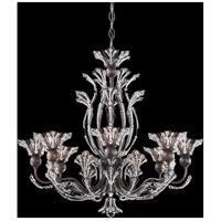 Schonbek 7863-76S Rivendell 8 Light 26 inch Heirloom Bronze Chandelier Ceiling Light in Rivendell Swarovski