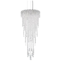 Schonbek CH1212N-401H Chantant 4 Light 14 inch Stainless Steel Pendant Ceiling Light in Heritage, Strand