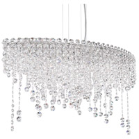 Schonbek CH3611N-401H Chantant 6 Light 15 inch Stainless Steel Pendant Ceiling Light in Heritage, Strand