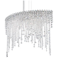 Schonbek CH3612N-401H Chantant 6 Light 15 inch Stainless Steel Pendant Ceiling Light in Heritage, Strand