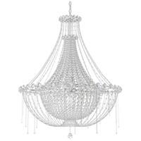 Schonbek CM8334N-401A Chrysalita 8 Light 34 inch Stainless Steel Chandelier Ceiling Light