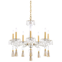 Polished Stainless Steel N/A Chandeliers