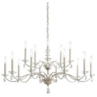 Schonbek Antique Silver Steel Chandeliers