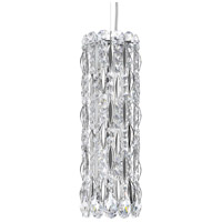 Schonbek RS8341N-401A Sarella 3 Light 5 inch Stainless Steel Pendant Ceiling Light in Spectra Polished Stainless Steel
