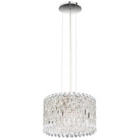 Schonbek RS8345N-401A Sarella 8 Light 16 inch Polished Stainless Steel Pendant Ceiling Light in Spectra
