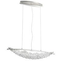 Schonbek SHK200N-SS1S Amaca LED 7 inch Stainless Steel Pendant Ceiling Light