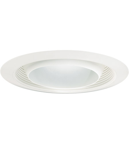 Sea Gull Lighting Signature Recessed Trim Only in White 11037AT-15