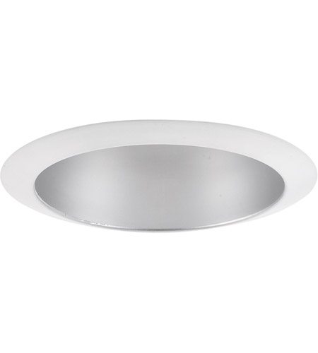 Sea Gull Lighting Signature Recessed Trim Only in Satin Nickel - White 11061AT-861 photo