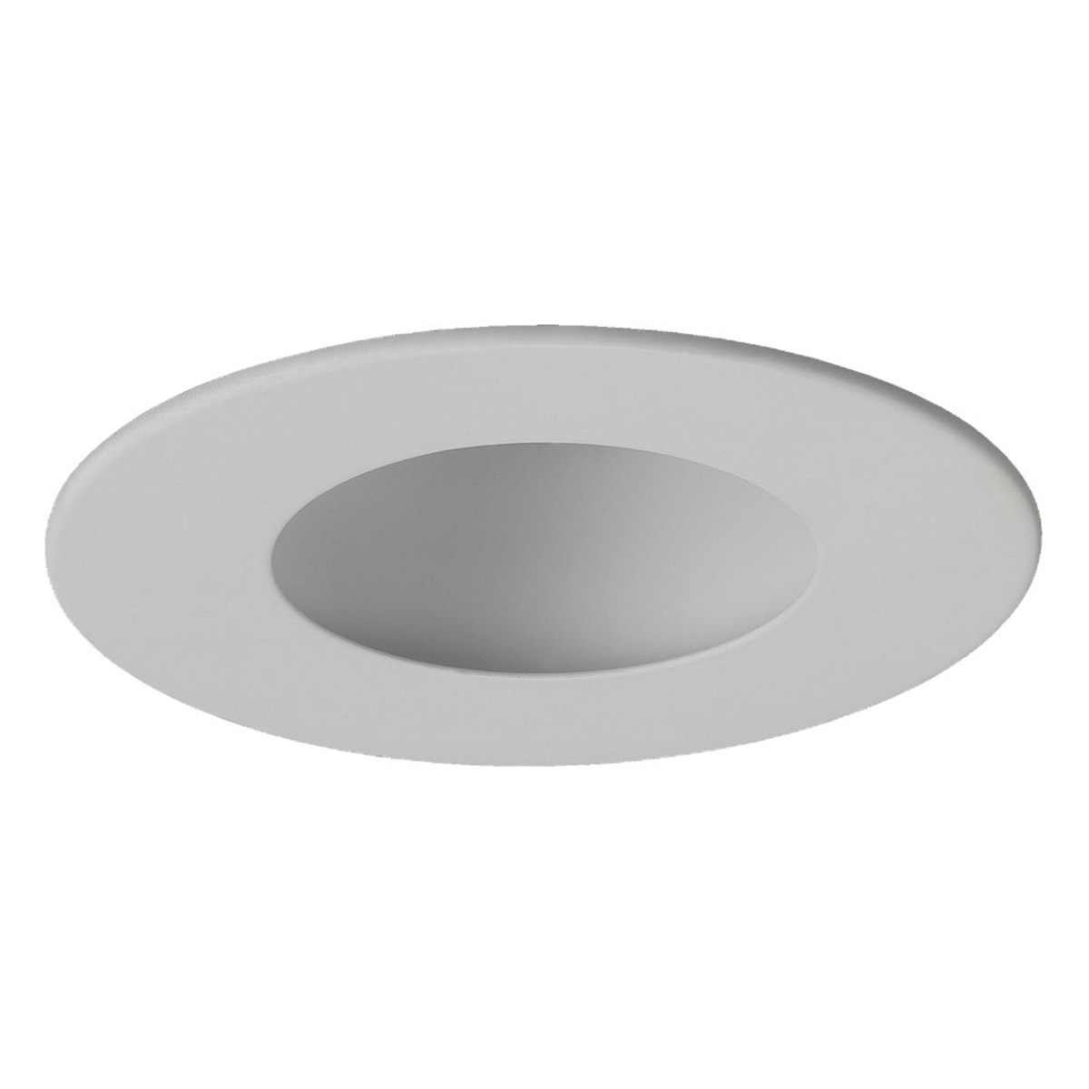 Sea Gull Lighting Signature Recessed Trim Only in White 11090AT-15 photo