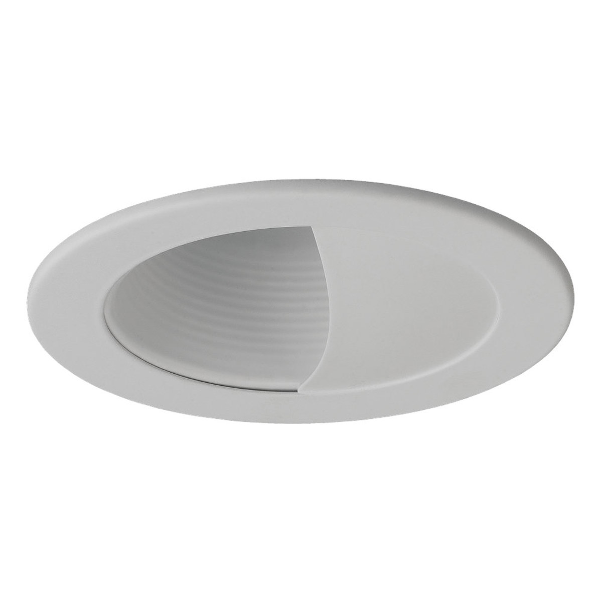 Sea Gull Lighting Signature Recessed Trim Only in White 11091AT-15