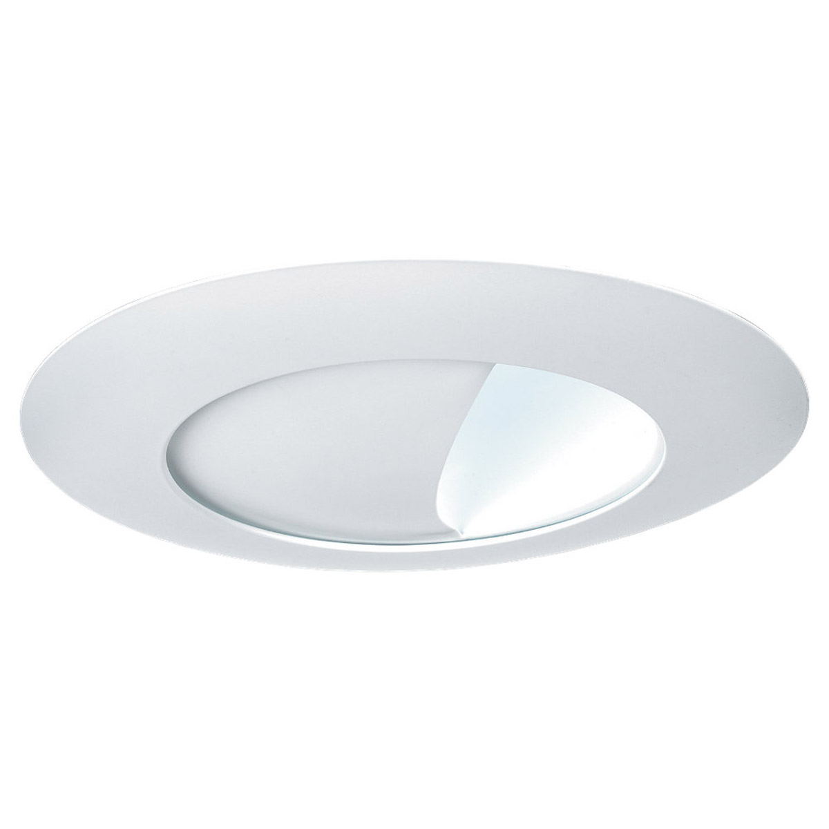 Sea Gull Lighting Signature Recessed Trim Only in White 11139AT-15