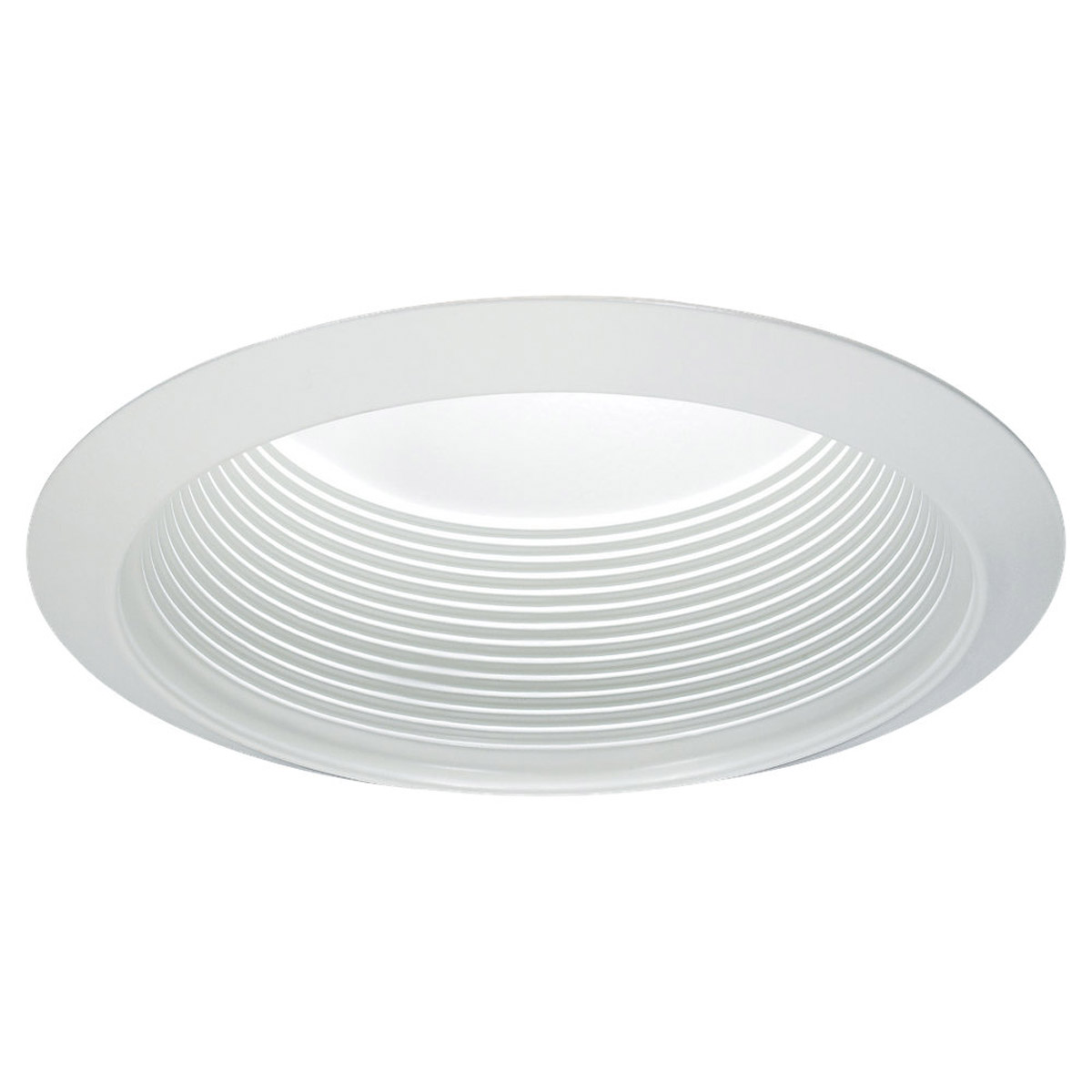 Sea Gull Lighting Signature Recessed Trim Only in White 11151AT-14