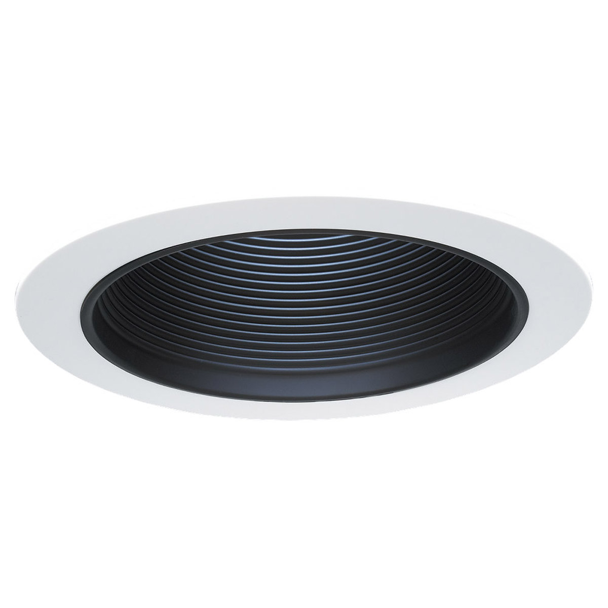 Sea Gull Lighting Signature Recessed Trim Only in White 11151AT-15