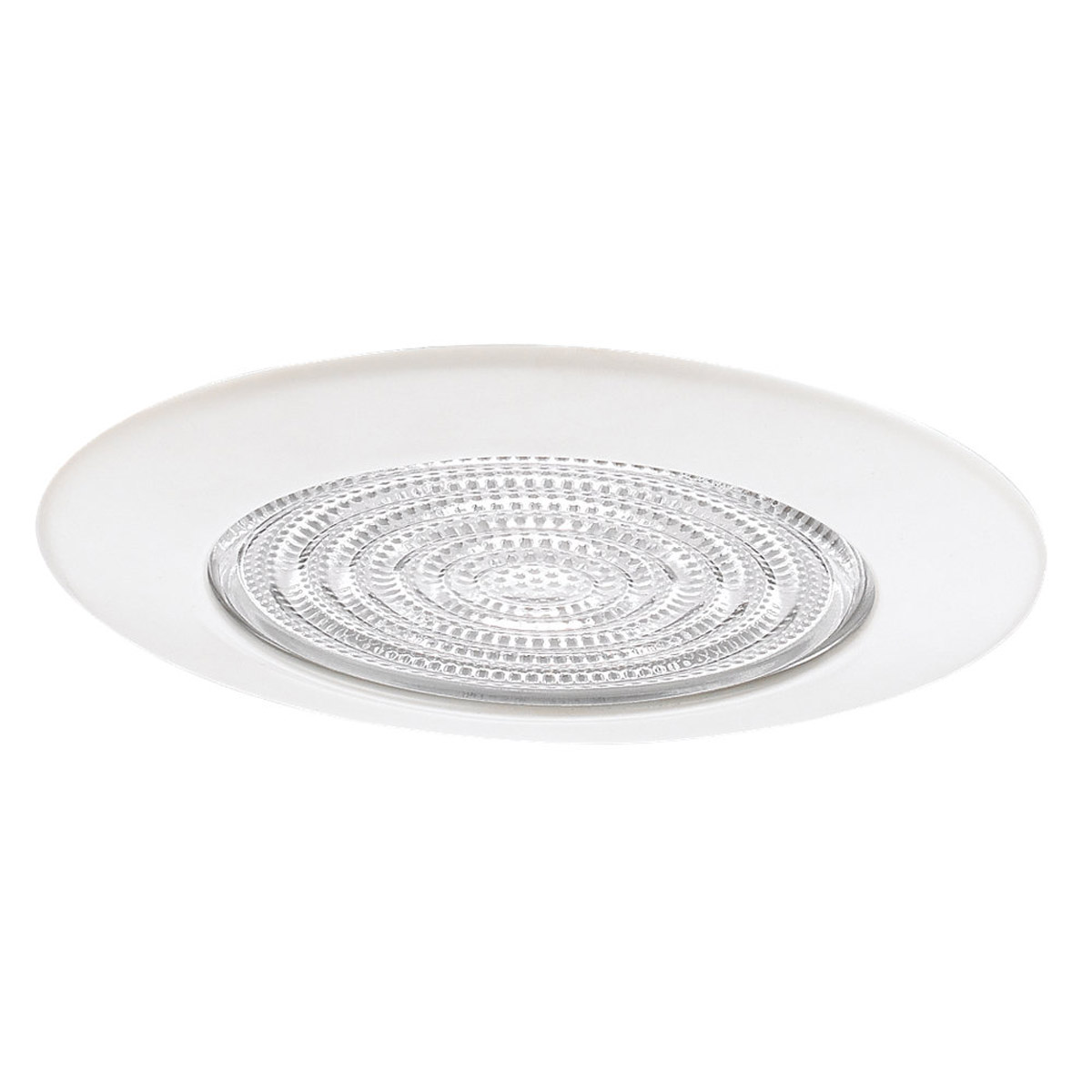 Sea Gull Lighting Signature Recessed Trim Only in White 11155AT-15