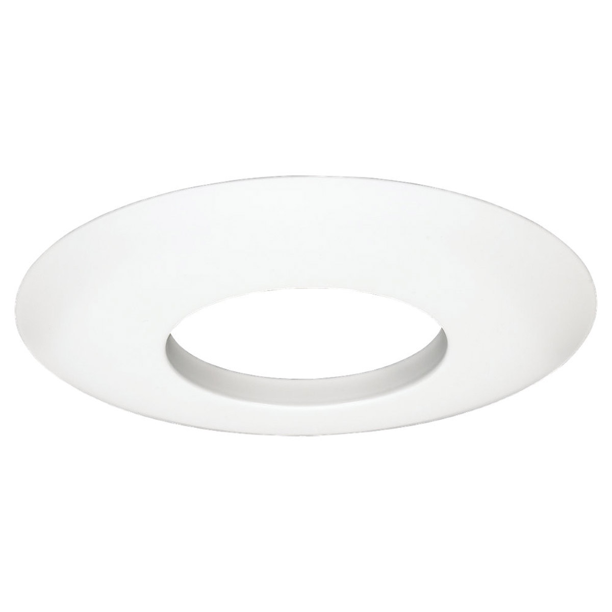 Sea Gull Lighting Signature Recessed Trim Only in White 1120-15 photo