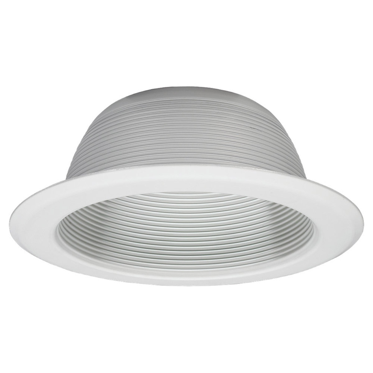 Sea Gull Lighting Signature Recessed Trim Only in White 1125-14