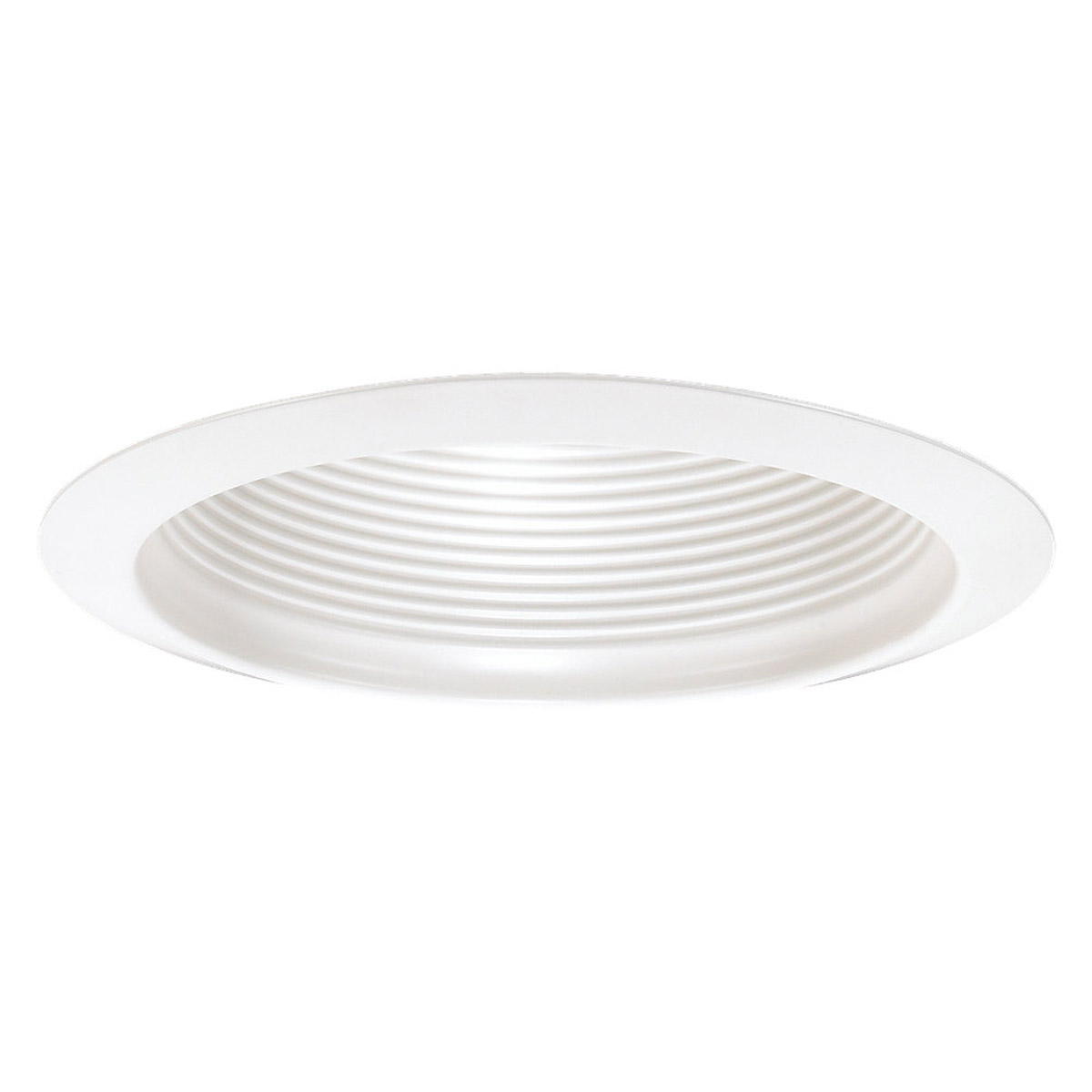 Sea Gull Lighting Signature Recessed Trim Only in White 1151AT-14