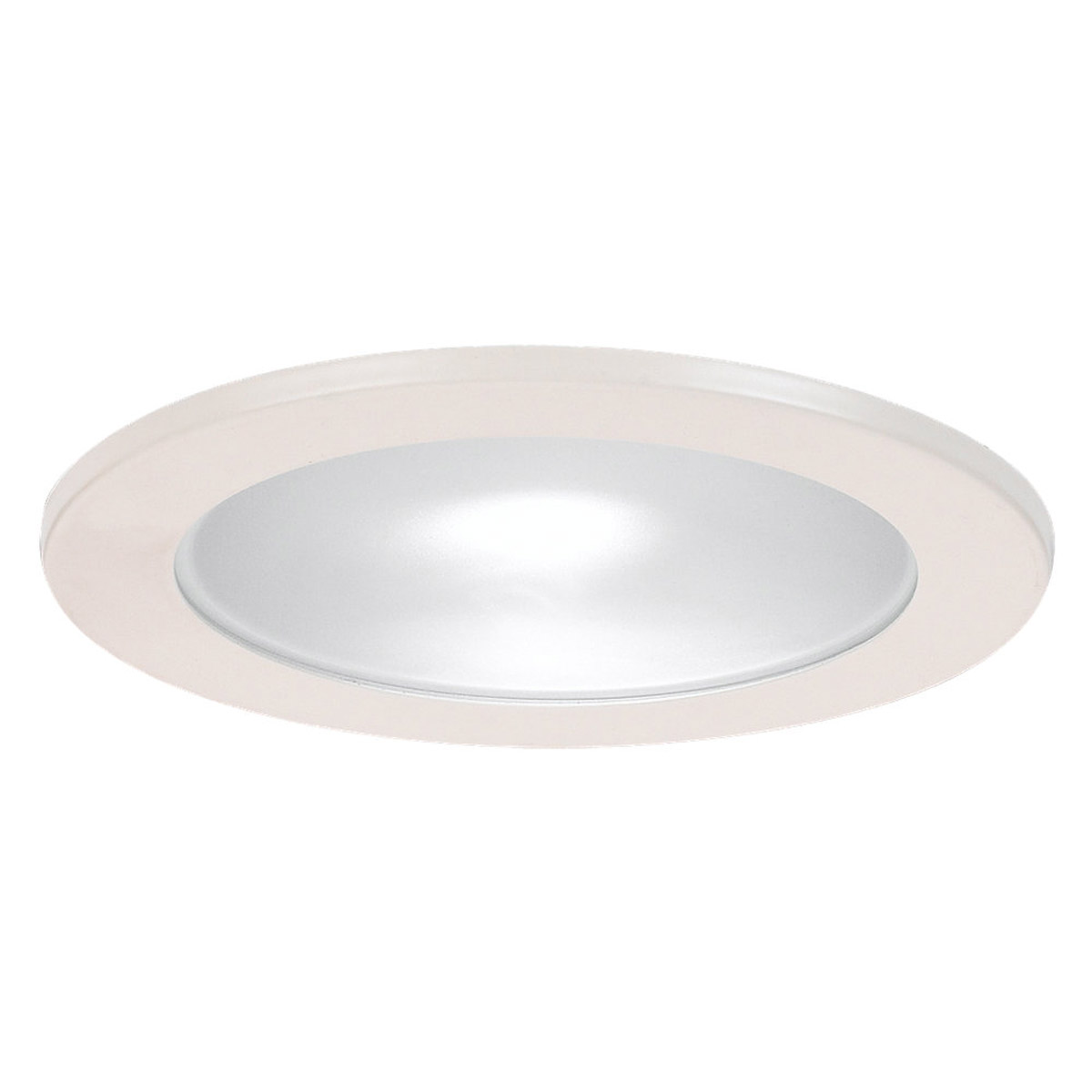 Sea Gull Lighting Signature Recessed Trim Only in White 1152AT-15