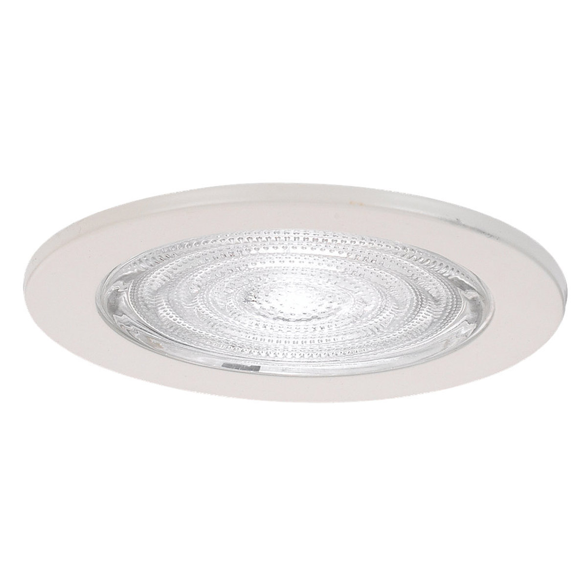 Sea Gull Lighting Signature Recessed Trim Only in White 1153AT-15