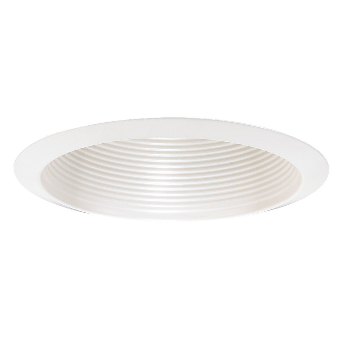 Sea Gull Lighting Signature Recessed Trim Only in White 1154AT-14 photo