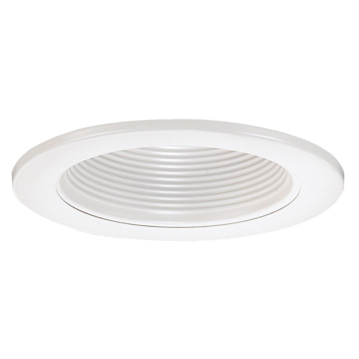 Sea Gull Lighting Signature Recessed Trim Only in White 1156AT-14