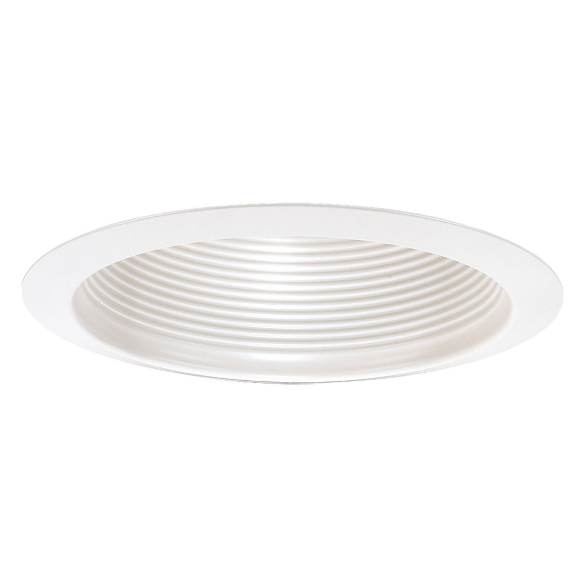 Sea Gull Lighting Signature Recessed Trim Only in White 1157AT-14