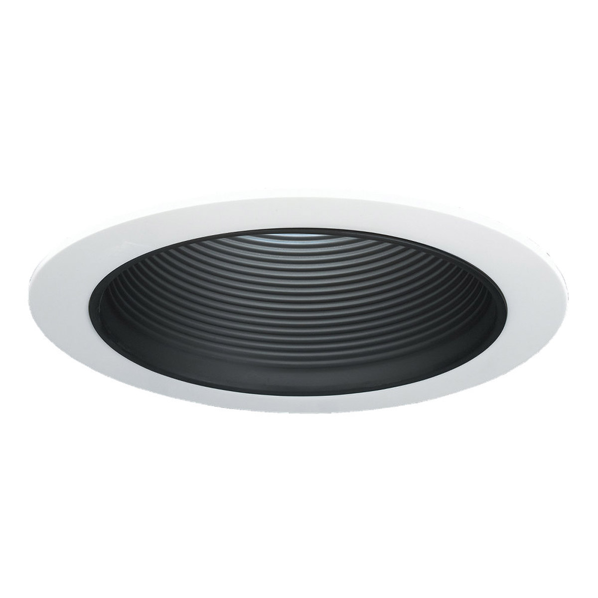 Sea Gull Lighting Signature Recessed Trim Only in White 1157AT-15 photo