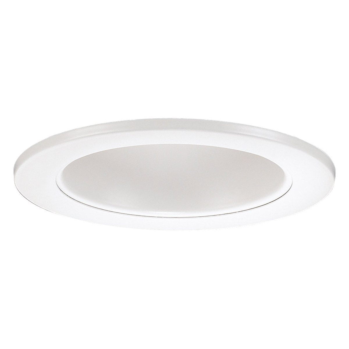 Sea Gull Lighting Signature Recessed Trim Only in White 1162AT-14