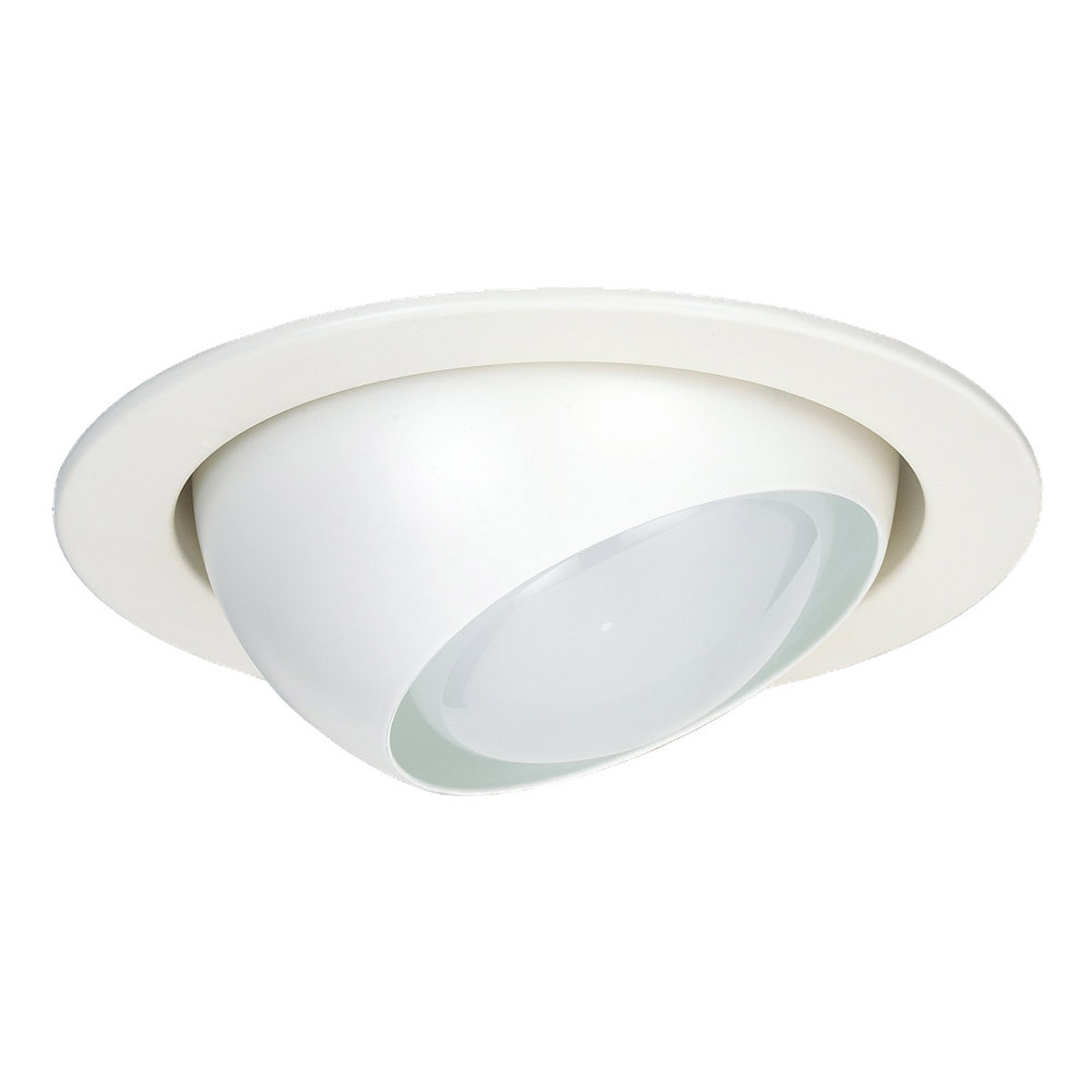 Sea Gull Lighting Signature Recessed Trim Only in White 1166AT-15