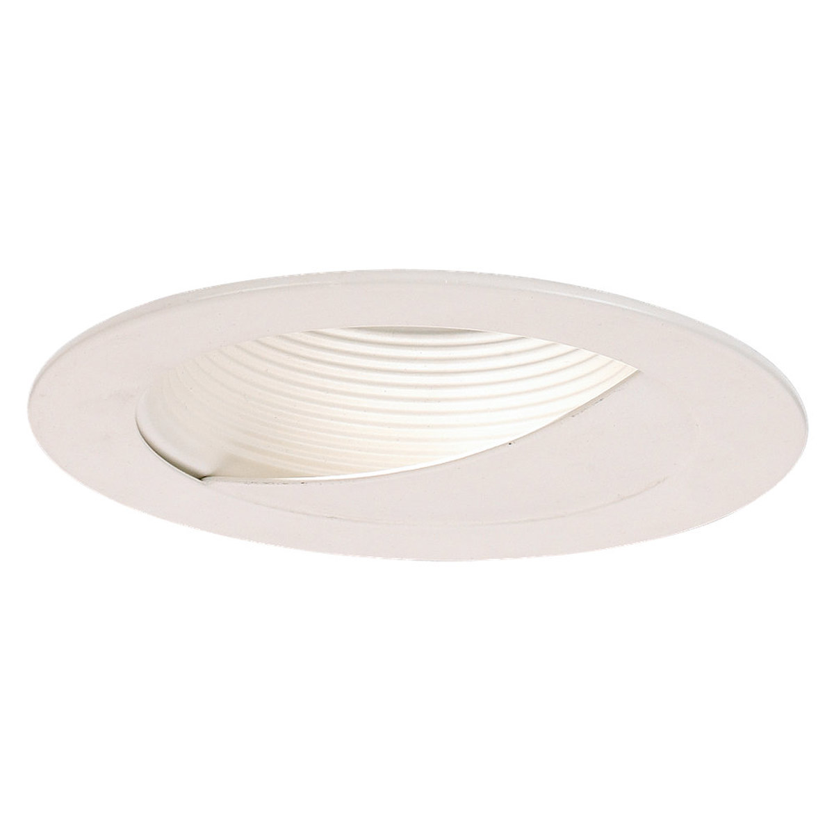 Sea Gull Lighting Signature Recessed Trim Only in White 12040AT-15 photo
