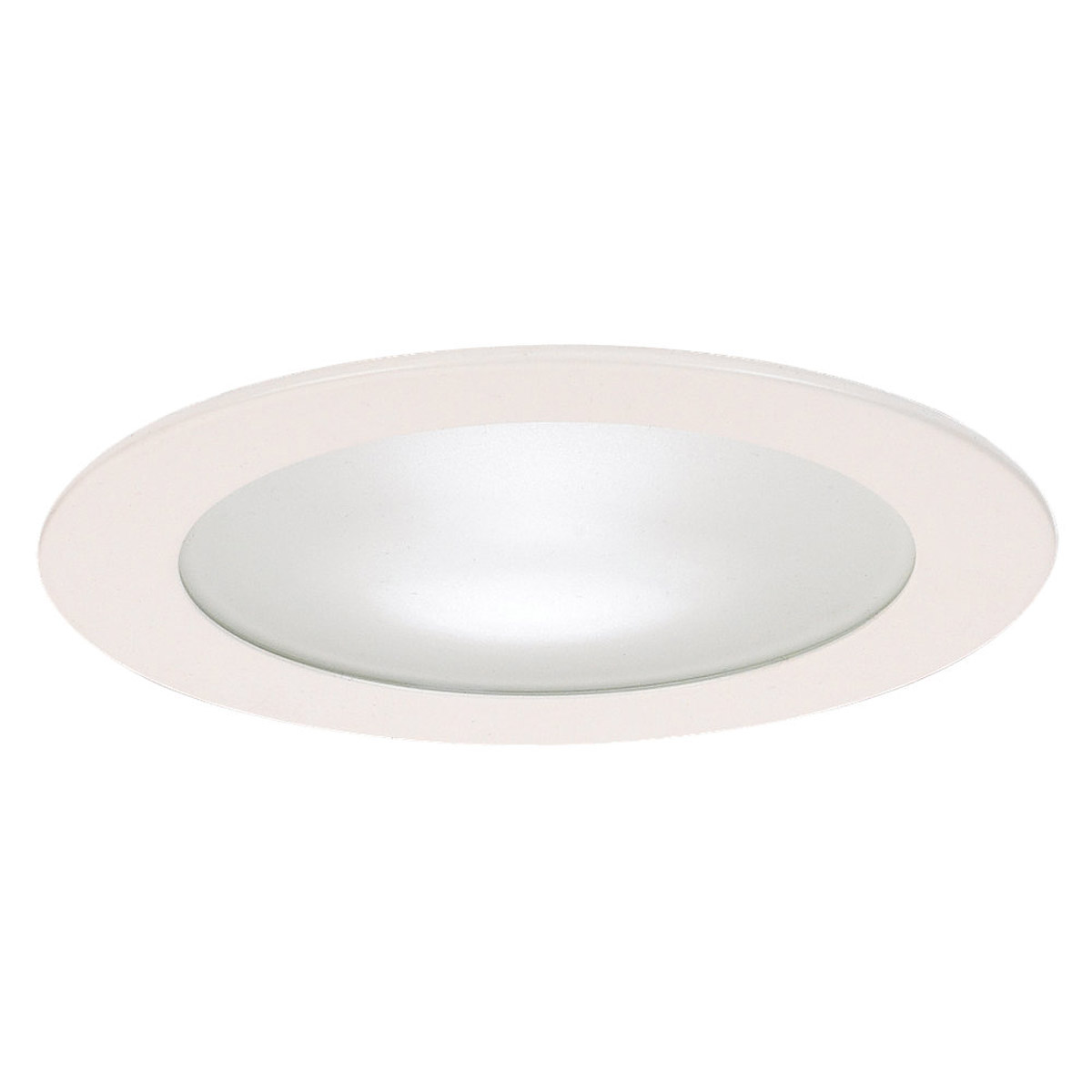 Sea Gull Lighting Signature Recessed Trim Only in White 12041AT-15 photo