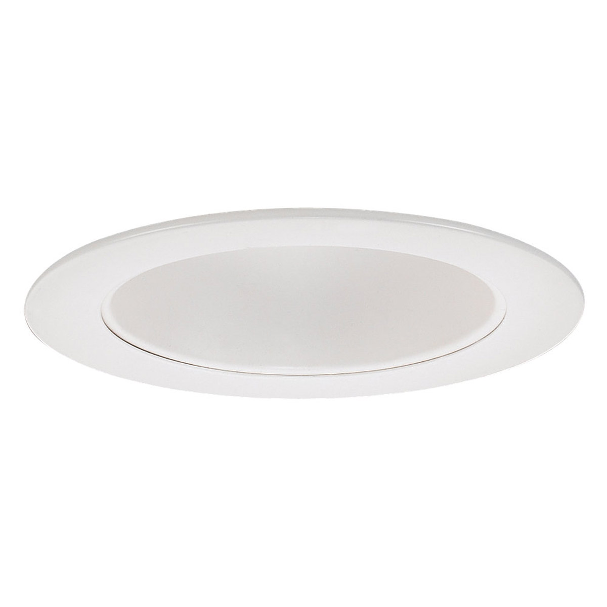 Sea Gull Lighting Signature Recessed Trim Only in White 1232AT-14