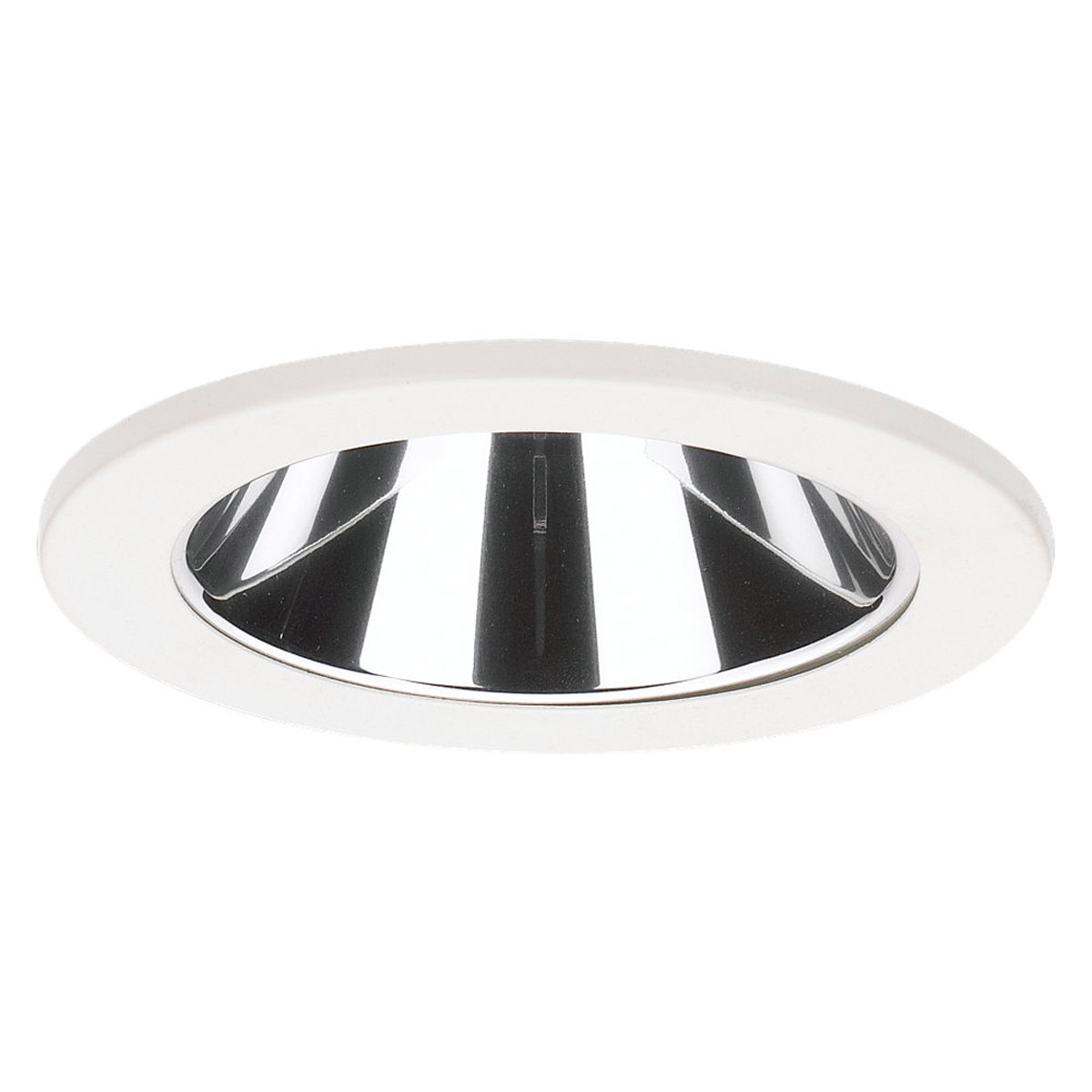 Sea Gull Lighting Signature Recessed Trim Only in Polished Aluminum 1232AT-22