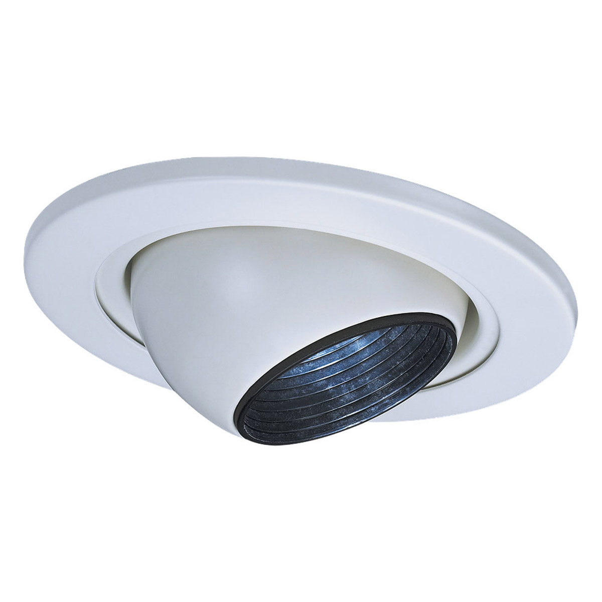 Sea Gull Lighting Signature Recessed Trim Only in White 1236AT-15 photo